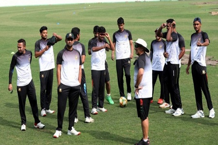 Bangladesh in the preliminary ODI squad in the national team